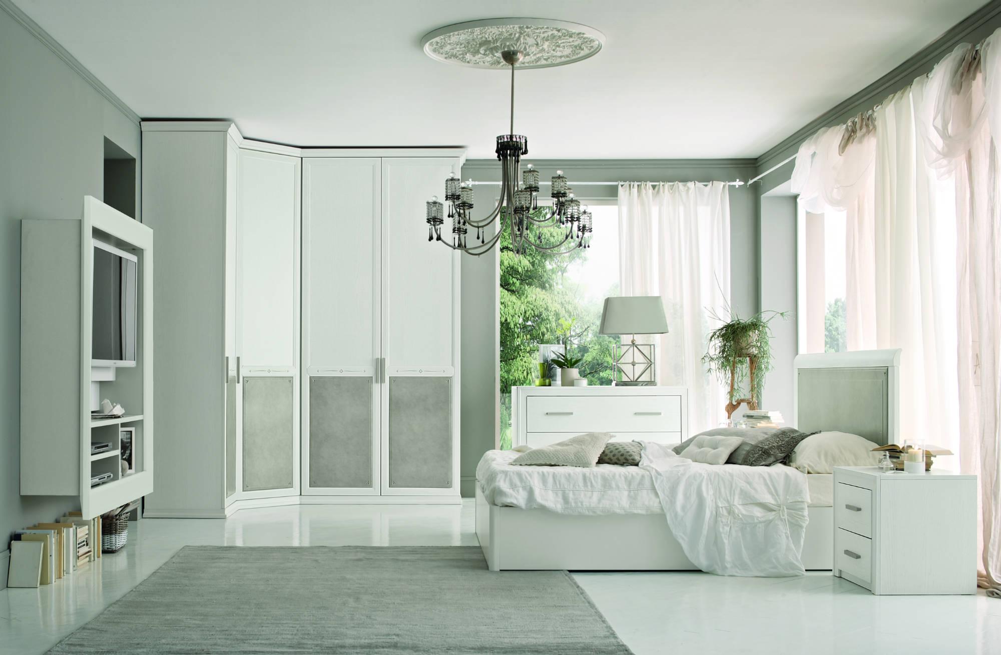 Camere da letto quarrata arredamenti michelozzi for Camera matrimoniale arredamento